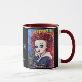 Mug Je suis la reine !