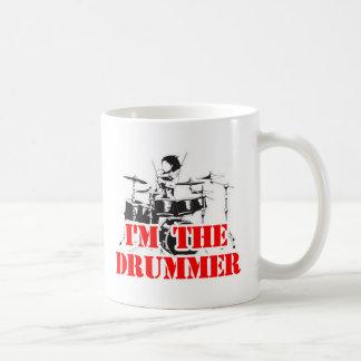 Mug Je suis le batteur