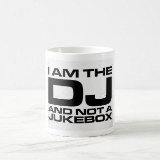 Mug Je suis le DJ