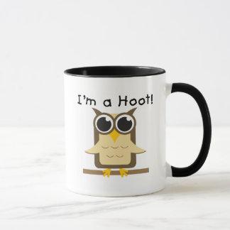 Mug Je suis T-shirts et cadeaux d'une huée