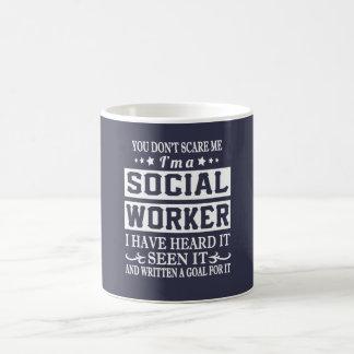 Mug Je suis un ASSISTANT SOCIAL