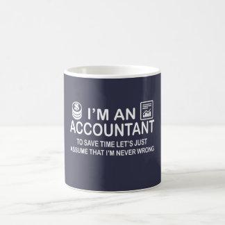 Mug Je suis un comptable