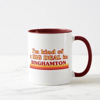 Mug Je suis un peu une AFFAIRE à Binghamton