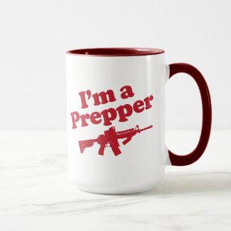 Mug Je suis un Prepper