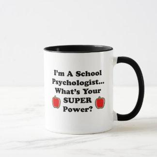 Mug Je suis un psychologue d'école