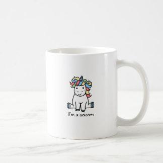 Mug Je suis une licorne !