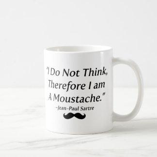 Mug Je suis une moustache