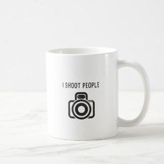 Mug Je tire des personnes - appareil-photo