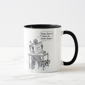 Mug Je veux juste boire de mon café
