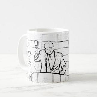 """Mug """"Je vous prêterai heureusement ma copie """""""