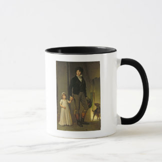 Mug Jean-Baptiste Isabey et sa fille