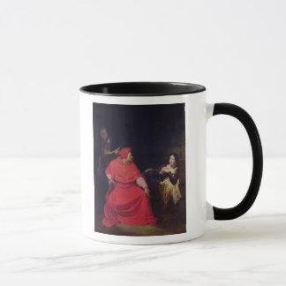 Mug Jeanne d'Arc et le cardinal de Winchester