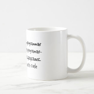 Mug J'écris le code