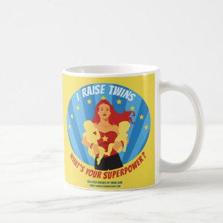 Mug J'élève des jumeaux - quelle est la votre