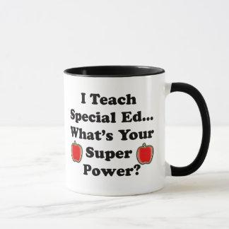 Mug J'enseigne Ed spécial