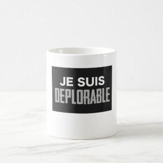 Mug JeSuisDeplorable