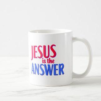 Mug Jésus est la réponse