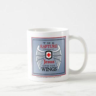 Mug Jésus vous donne des ailes - enchantement