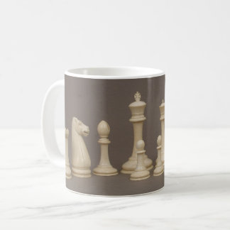 Mug Jeu d'échecs antique
