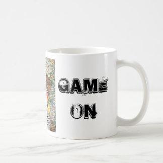 Mug Jeu dessus !  Jeux de société