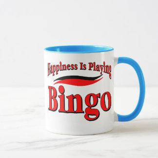 Mug Jeu du bingo-test