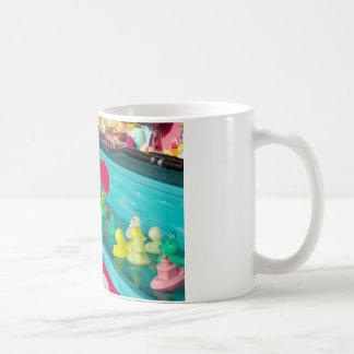 Mug Jeu juste en plastique coloré de canards