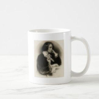 Mug jeune Franz Liszt - portrait