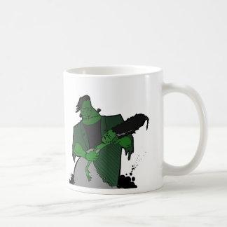 Mug Jeune mariée de Frankenstein