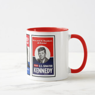 Mug JFK pour les Etats-Unis