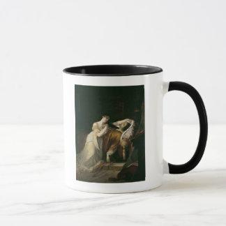 Mug Joanna le fou avec Philip I le beau