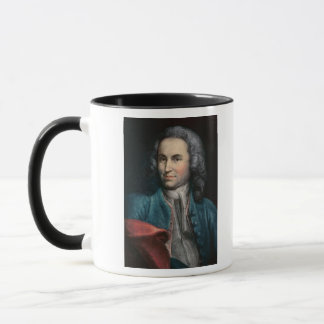 Mug Johann Sebastian Bach c.1715