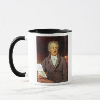 Mug Johann Wolfgang von Goethe 1828