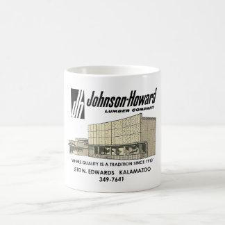 Mug Johnson Howard Lumber Company, café de Kalamazoo