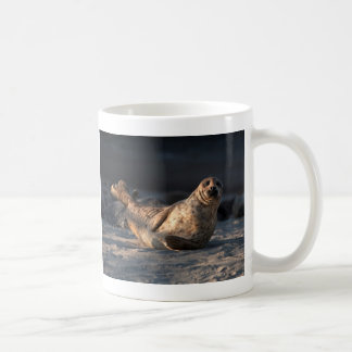 Mug Joint de port sur la plage