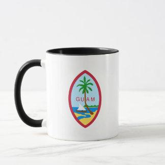 Mug Joint de territoire de la Guam