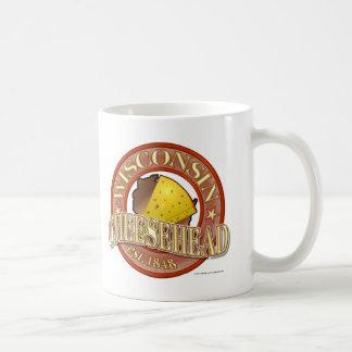 Mug Joint du Wisconsin Cheesehead