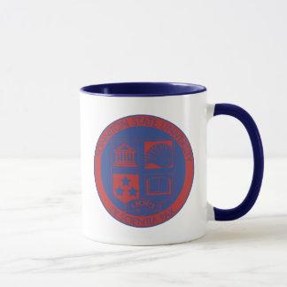 Mug Joint d'université de l'Etat de Sonniton - couleur