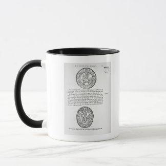 Mug Joints de Hugues Capet et de Robert II le pieux