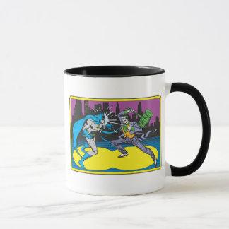 Mug Joker de combats de Batman