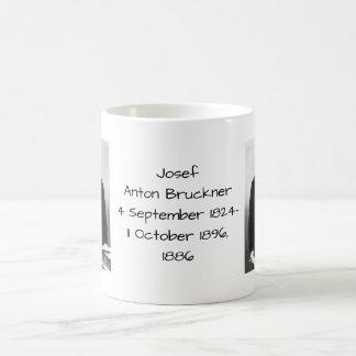 Mug Josef Anton Bruckner 1886