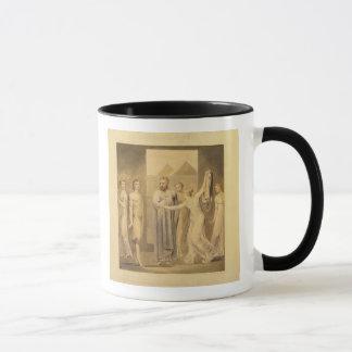 Mug Joseph et épouse de Potiphar, 1803-05 (stylo et