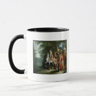 Mug Joseph II, empereur de l'Allemagne