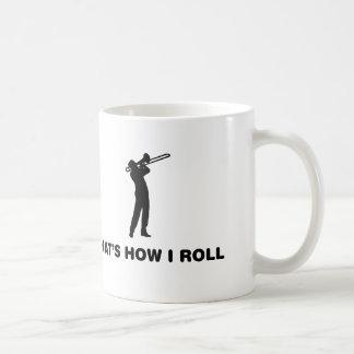 Mug Joueur de trombone