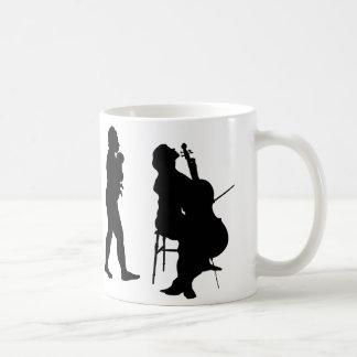 Mug Joueur de violoncelle