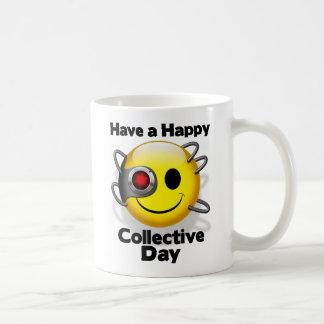 Mug jour collectif heureux