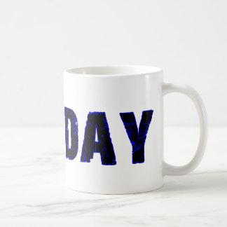 Mug Jour de mardi des marchandises de semaine