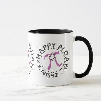 Mug Jour heureux mignon de pi