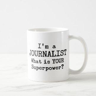 Mug journaliste