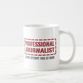 Mug Journaliste professionnel