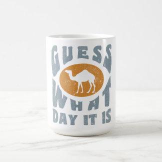 Mug Journée en milieu de semaine
